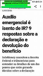 Contabilidade   imposto de renda  auditoria  – guaravera