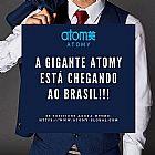 Gigante coreana atomy chegando no brasil