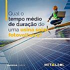 Metalsol   energia solar fotovoltaica on-grid de qualidade