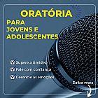 Curso de oratoria para jovens e adolescentes