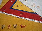 Limpeza e conserto de tapetes kilim sp
