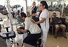 Curso de quick massagem  para trabalho em empresas es