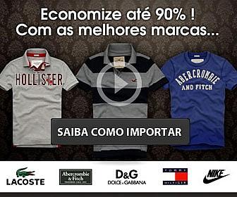 Banner Camisas Masculinas