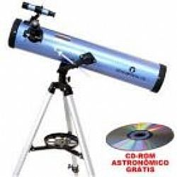 Telescopio 114mm Toya Skyview f 7,8 900114THB CD ROM Semi novo