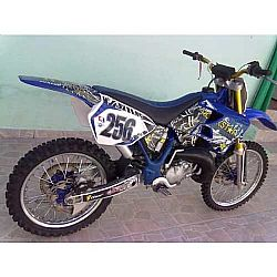 yz 125 ano 1998