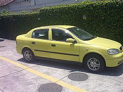 Astra GL 1.8 2001 Gas/GNV 18M ex- taxi
