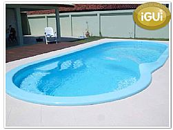 Vendo piscina usada 506690 for Piscinas de fibra usadas