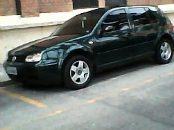Golf 2.0 TOP ano 2001