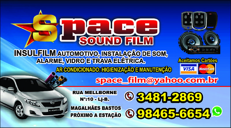 Space Sound Film