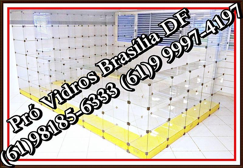 Balcao de vidro,   brasilia,   df,   tem a pronta entrega,   em brasilia,   no df,   entorno.