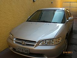 Honda Accord Completo