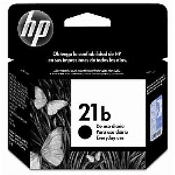 CARTUCHO HP 21 PRETO- ORIGINAL HP