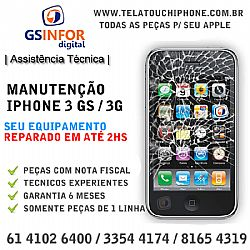 assistencia tecnica iphone Brasilia Taguatinga DF