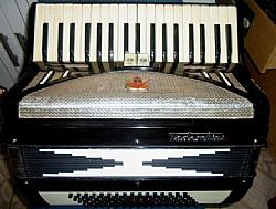 ACORDEON TODESCHINI 80
