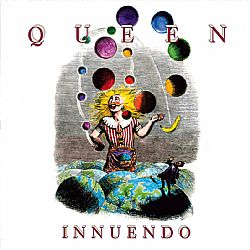 Cd queen - innuendo remaster (cd duplo)