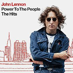 CD e DVD John Lennon - Power To The People - The Hits