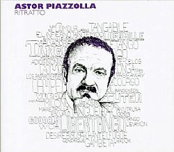 CD Astor Piazzolla - Ritratto - CD Duplo