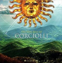 CD Corciolli - The Very Best Of - CD Duplo
