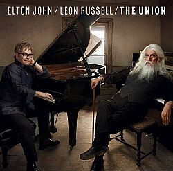 CD Elton John And Leon Russel - The Union