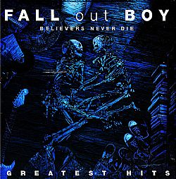CD e DVD Fall Out Boy - Believers Never Die
