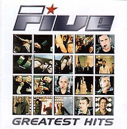 CD Five - Greatest Hits