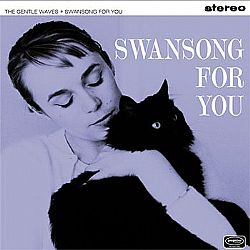 CD The Gentle Waves - Swansong For You