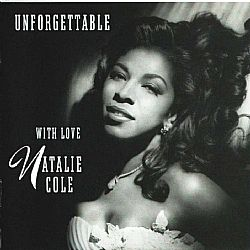 CD Natalie Cole - Unforgettable With Love