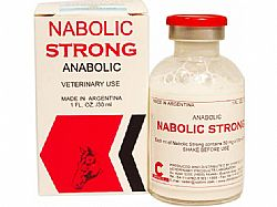 NABOLIC STRONG 50 MG ML Stanozolol