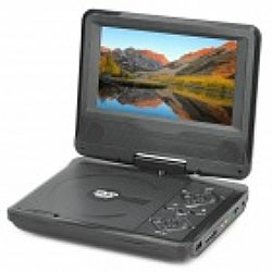 DVD player portatil