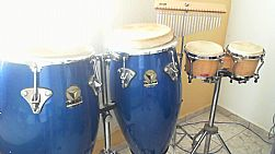 COMPRO PERCUSS�O USADA