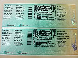 ingresso show red hot chilli peppers belo horizonte 201