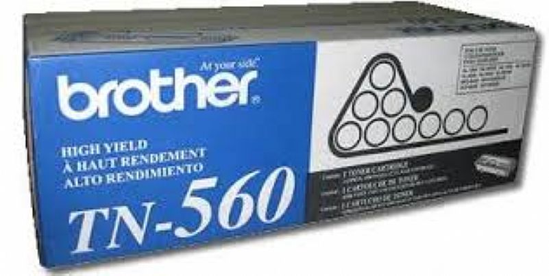 toner brother original na caixa
