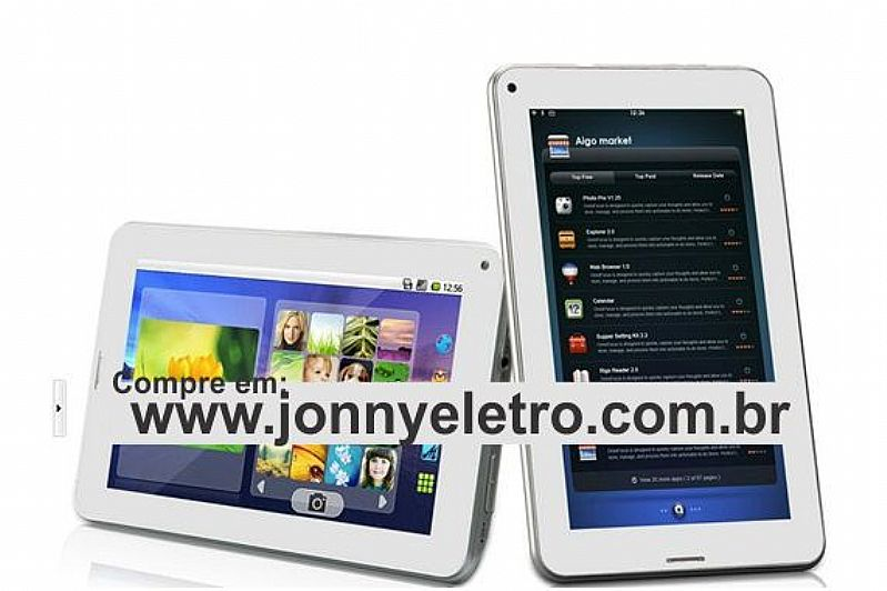 Tablet Celular 7 Android 4.2,  Wi Fi,  Bluetooth,  Tela Capacitiva