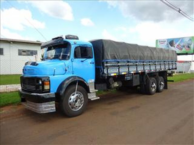 caminhao mb 1513 ano 1978 truck