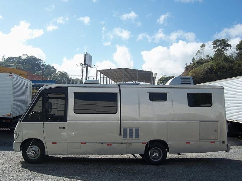 Motor Home Mercedes Benz