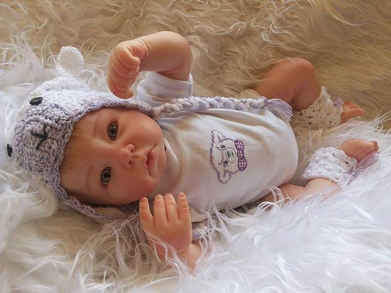 Bebe Reborn Davi