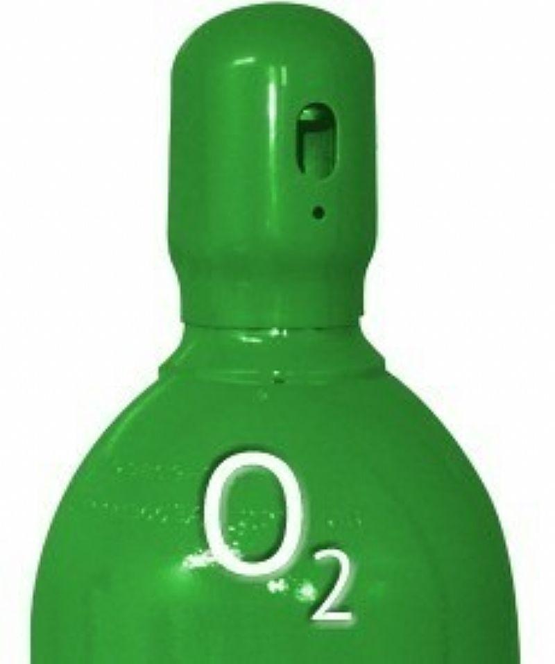 Cilindro De Oxigenio Medicinal 1m³ 7 Litros Carregados