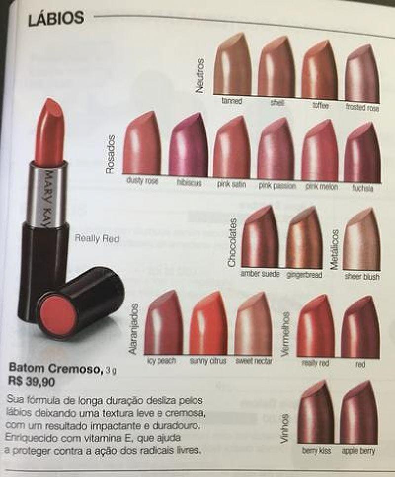 Batom Cremoso