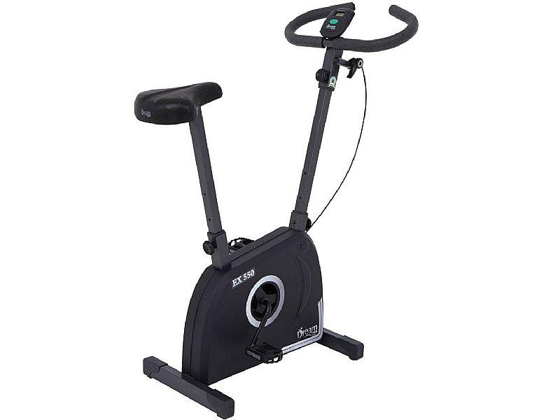 Bicicleta Ergometrica Dream Fitness EX 550 - Display 5 Funcoes