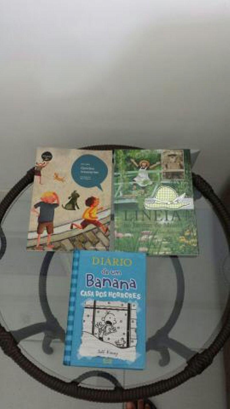 Livros por R $ 15 cada