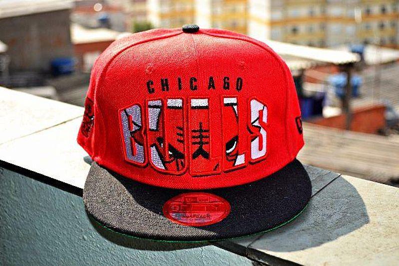 Bone New Era Chicago Bulls - NBA