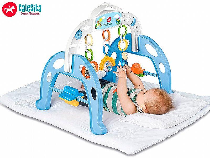 Centro De Atividades Infantil Mobile Movel Baby Gym Calesita