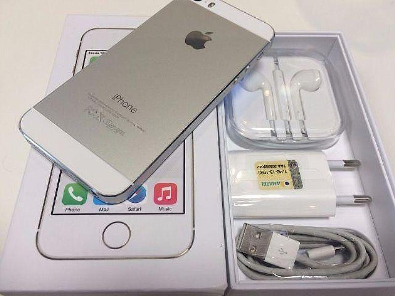 Apple Iphones 5S Nacionais Cores: Preto ou Branco