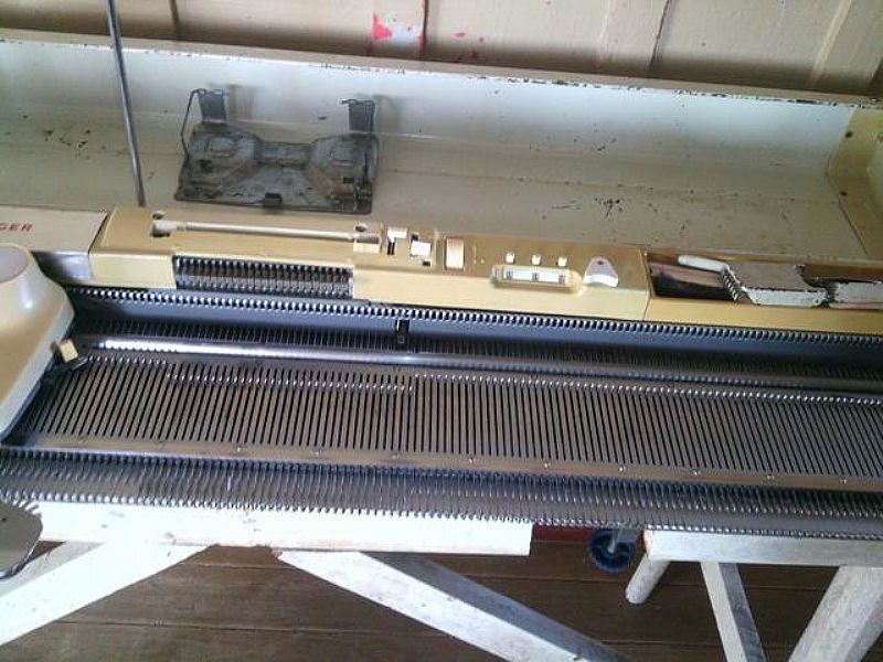 Maquinas de trico usada em sp