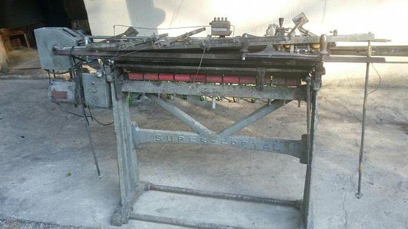 Maquina de tricô COPO 10