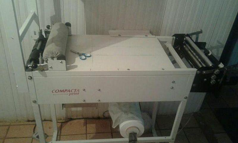 Maquina de fraldaa descartaveis compact print