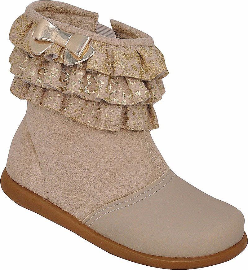 Bota Sapato Bebe Menina Infantil Feminina 002 - Chiquiteira