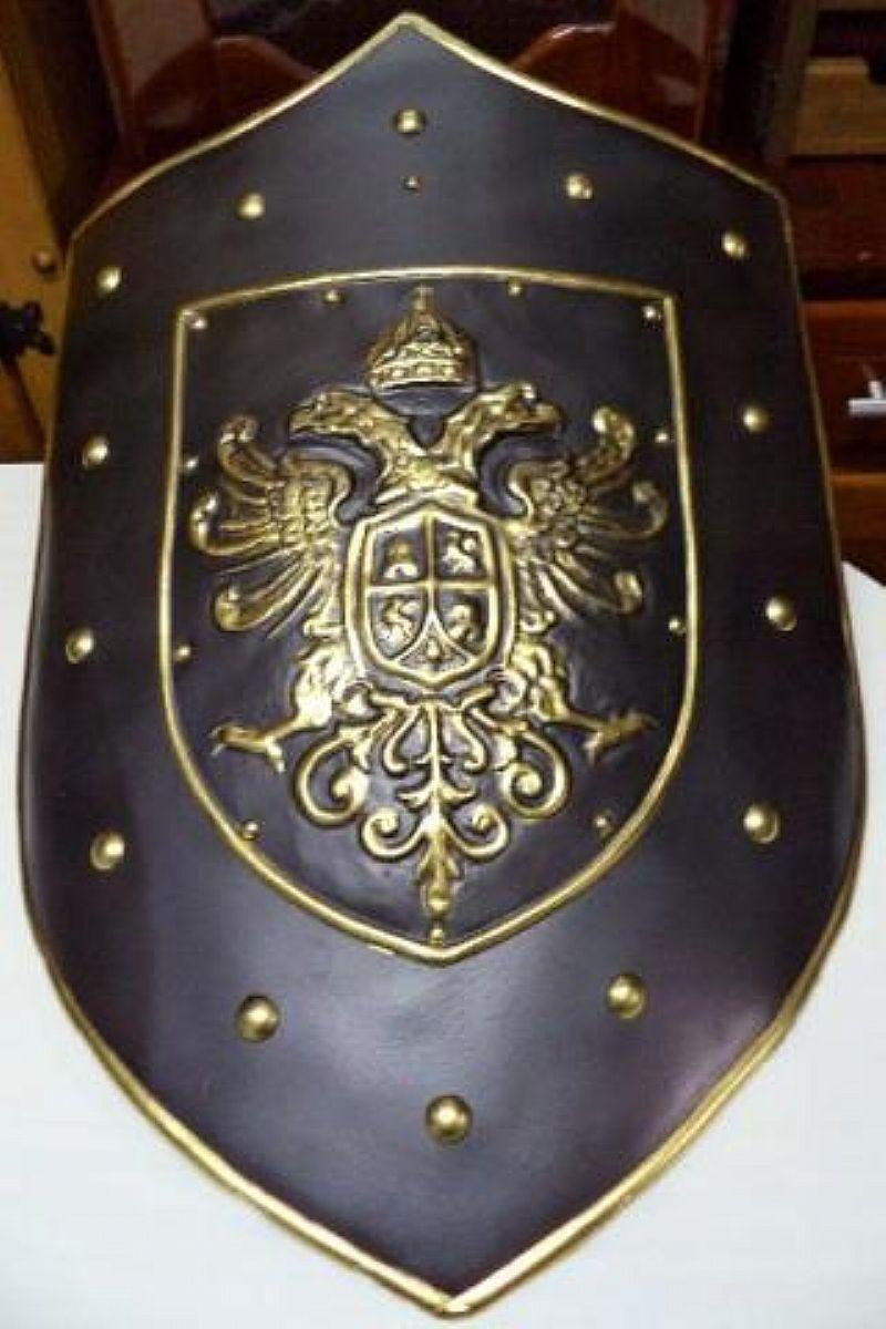 Escudo decorativo - brasao