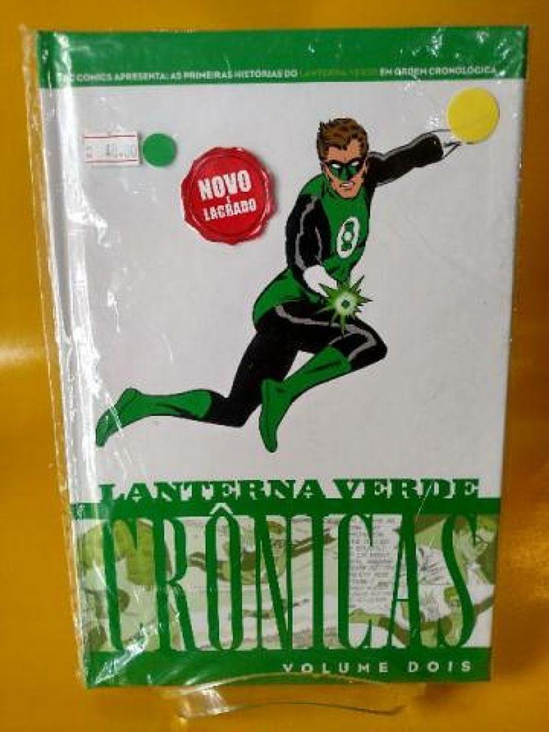 Lanterna Verde - Crônicas: Vol. 2