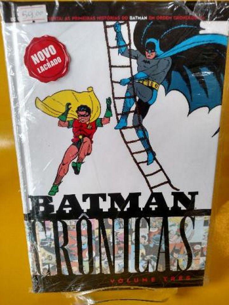 Batman - Crônicas: Vol. 3